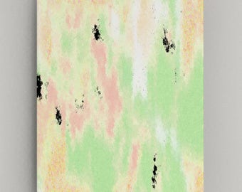 "Pastel Wall Art, Canvas Wall art, Home Decor, Wall Decor 16""x20"" 20""x30"" 30""x40"""