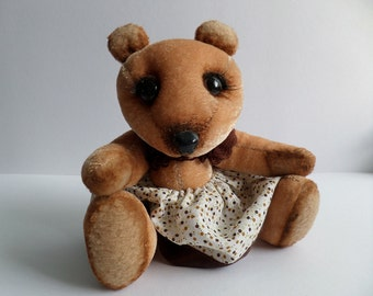 bear teddy  Lisa.Handmade
