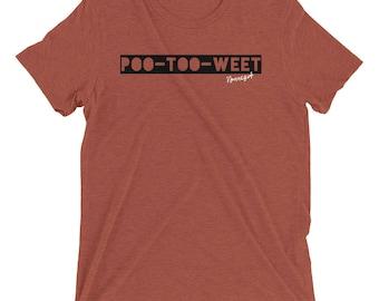 Poo Too Weet Kurt Vonnegut short sleeve t-shirt