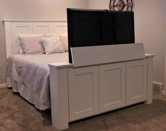 Hartford TV Bed