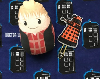 Doctor Who Inspired Rory Williams Stuffed Doll