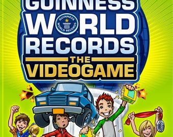 Guinness World Records the Video Game   Wii