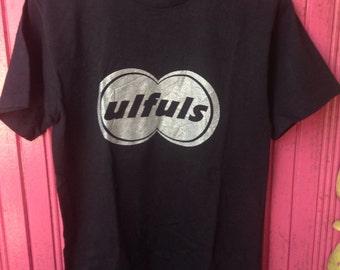 Vintage ulfuls 90s japan alternative rock band tour tshirt S