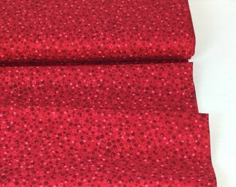 Pomegranate Color, Basically Patrick - Bubbly Collection, Quilting Mixers, Quilt Baking, Cotton Quilt Fabric, Buy More and Save