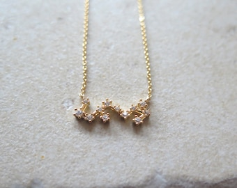 constellation necklace,Zodiac Constellation Necklace,Zodiac-sign,Scorpio / the Scorpion (Oct 24 - Nov 22) necklace