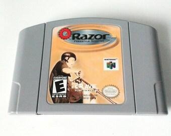 Razor Freestyle Scooter Nintendo 64 N64 Video Game Cart
