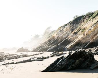 "Landscape Photography, Fine Art, Nature Photography, California, Zen, Santa Barbara - ""Refugio"""