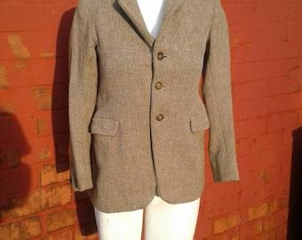 SALE Lovely Autumny 1930s/40s tweed jacket