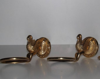 Vintage two cup holders for the bathroom for bath /Accessoires