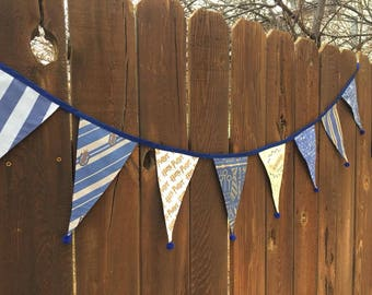 Harry Potter Blue Bunting