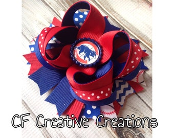 Chicago Cubs Bows