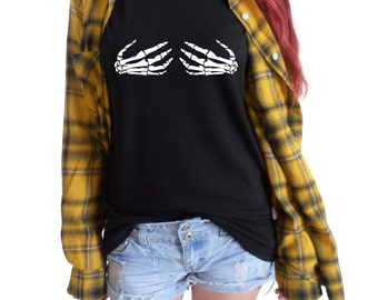 Skeleton hands T-Shirt