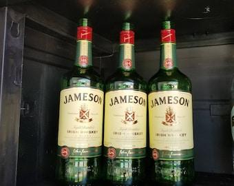 Jameson Irish Whiskey Empty Bottle