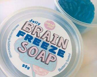 Jelly Brain Freeze Soap