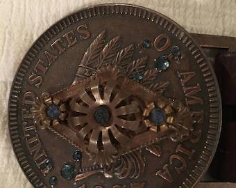 Blue Bayou Vintage Belt