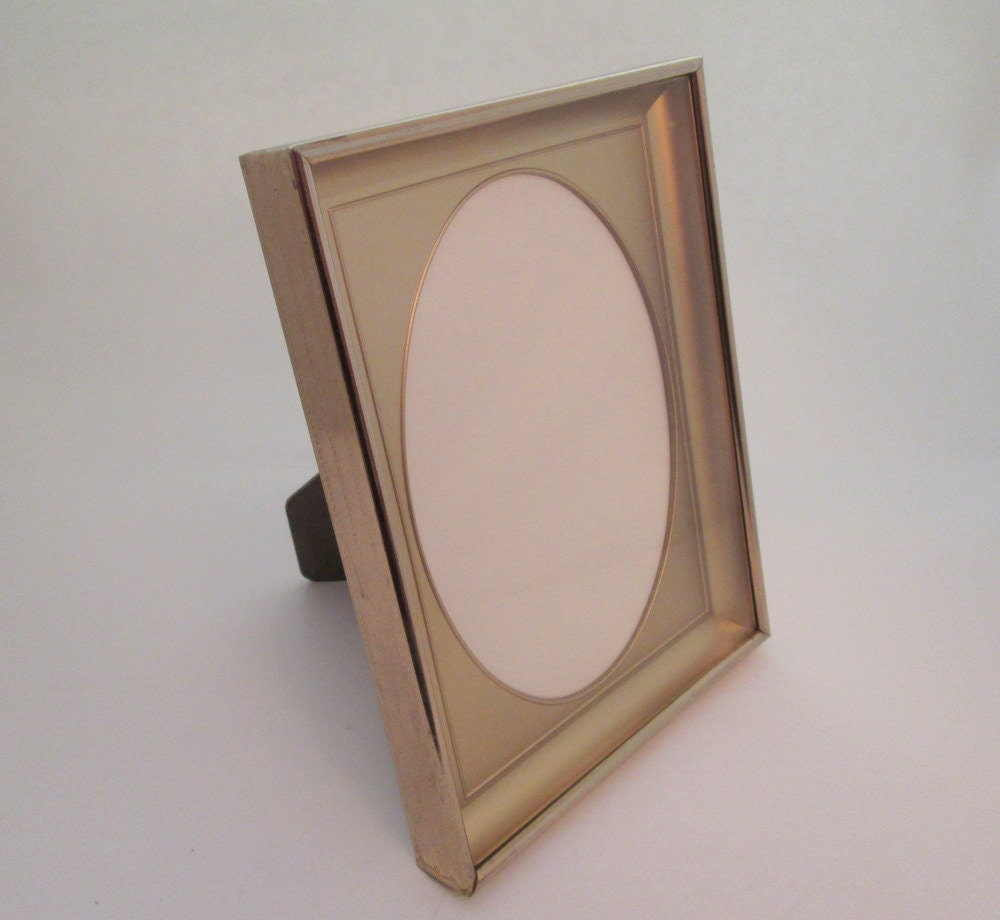 5x7 Frame, Vintage shadow box frame, 5x7 picture frame, gold photo ...