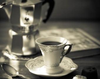 Afternoon Espresso