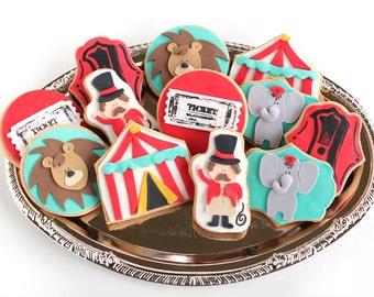 Circus Cookie Set