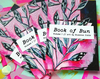 Book of Bun Zine