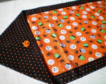 Halloween Mummy Monster Table Runner