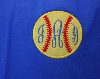 Mom's Softball Shirt  Softball player shirt