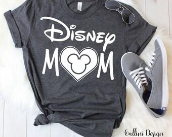 Disney Mom Svg Png Dxf Files Heart Design Commercial Use Svg Files