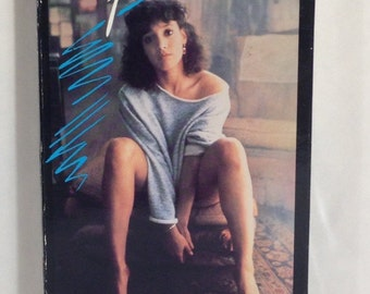 Flashdance VHS Tape Movie - Starring Jennifer Beals & Michael Nouri 1983/1991 Paramount Pictures Musical Dance Movie Stereo Dolby Surround