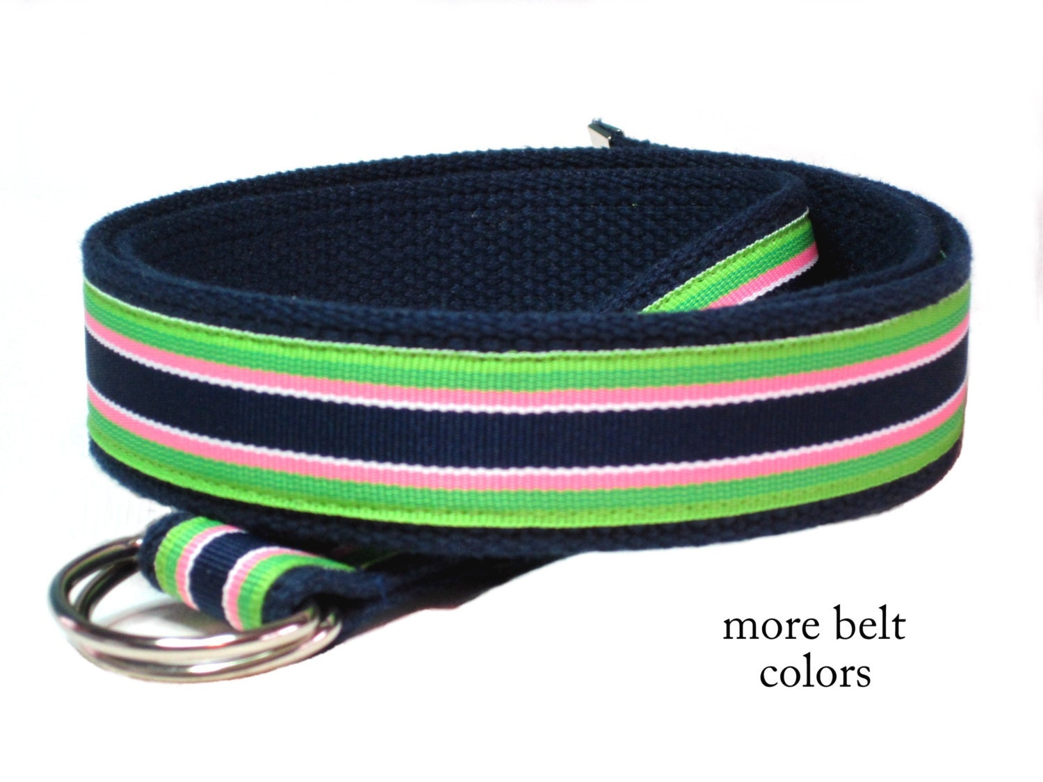 Blue and Green Belts
