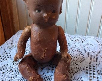 Composite doll vintage doll broken doll
