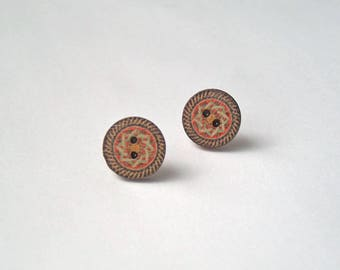Marrakech Studs button