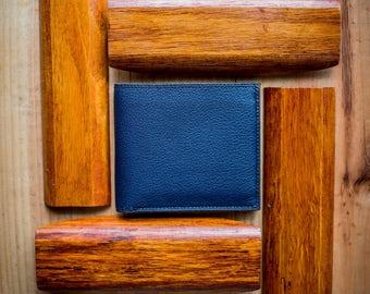 Bifold Wallet No.77 (Chevre Leather)