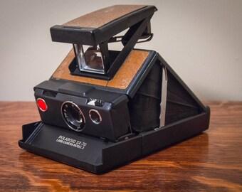 Polaroid SX-70 Land Camera Model 3, Polaroid Land Camera, Non-Functional, Polaroid Camera, SX-70 Film, Film Camera, Vintage, Camera, 1970s