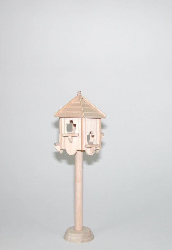 Pigeon Loft, for the doll parlor, the doll house, Dollhouse miniatures, cribs, miniatures, Model Building # v 22034