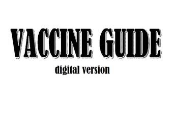Vaccine Guide - Digital Copy