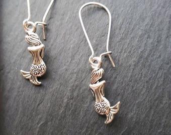 Cute Mermaid Earrings