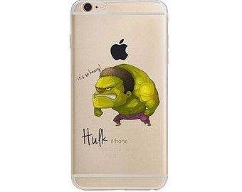 iPhone 8/7, 6/6s Hulk