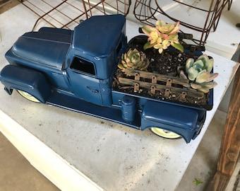 Truck Succulent Planter
