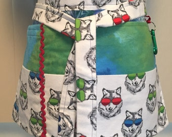 Crafters, Teachers Apron