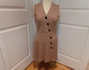 Vintage 1960's  Alison Ayres Dress