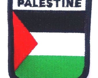 Palestine Embroidered Patch