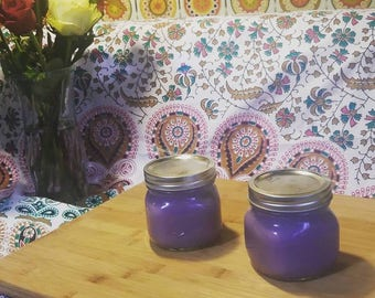 Lavender and Clay body polish