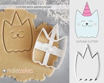 Cat #4 Cookie Cutter