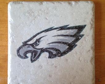 Philadelphia Eagles Coasters Set of 4