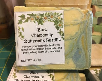 Handmade Natural Soap - Floral Scents