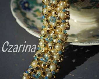 The Czarina Bracelet Tutorial
