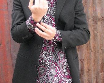 Custom Button-Down Shirt--You Choose the Fabric