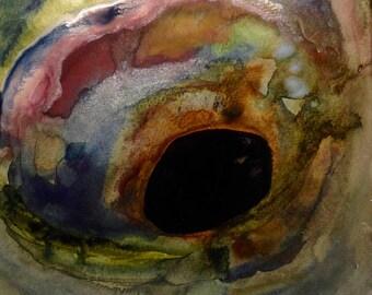 Trout Eye - Fine Art Print