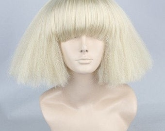Sia Full Synthetic Wig