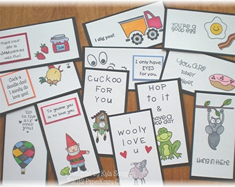 Love Those Lunch Box Love Notes Series 15a