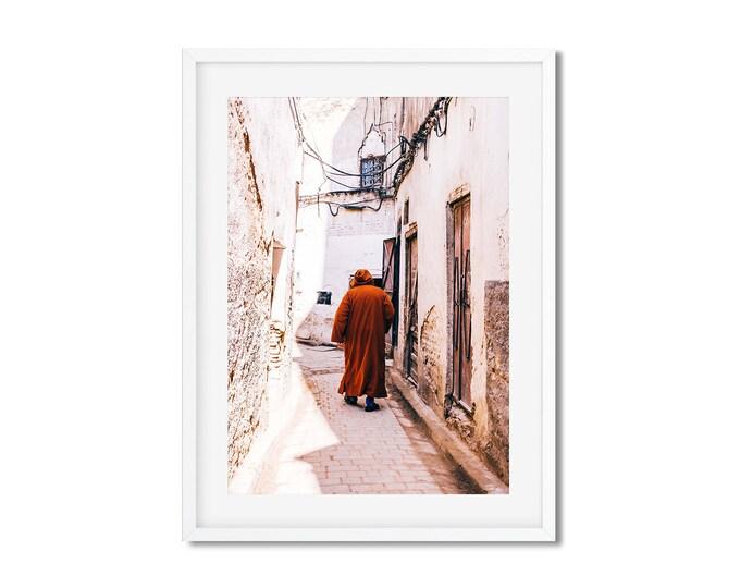 Featured listing image: Photographie Fine Art - Toile - Médina de Fès - Maroc